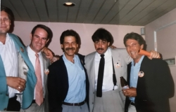 Ernie Traynham, Greg Turnerr, Jim Varner, Richard Talton and Bubba Brannon