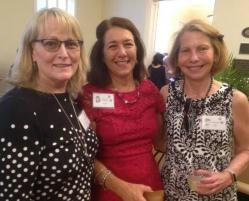 Kathy Lockman Lowe, Nancy Moar Pfingsten, Rosemary Magee